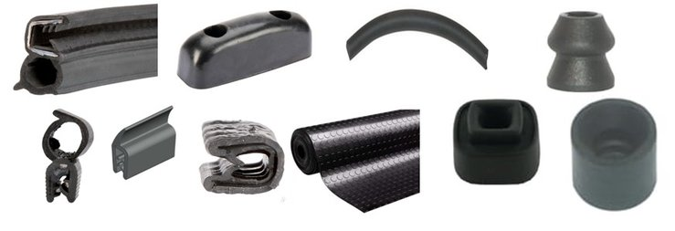 Rubber-an-sealing