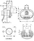 Knob lock with cilinder lock_7