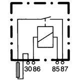 Relay incl. Fuse 12V 4-pins Hella_7