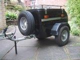 """Wheel complete 400x8"""" _6"""