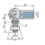 Brake hose 480mm (short)_6
