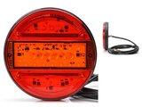 Taillight 5 functions, 150x80 LED, Li + Re LEDlight._7