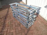 Flower box frame mobile with wheels_7