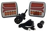 - Taillight 4 functions, 150x80 LED, Li + Re LEDlight._7