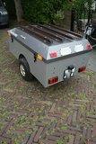 Self-built trailer, Aluminum._7