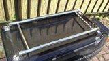 DT1 DogTrailer Luggagerack standard, chrome_7