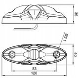 - Combinational position lamp, front-tail-side light and Dynamic Indicator, Right._7