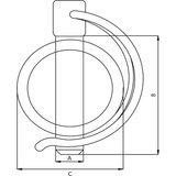 Pipe lock pin 8 mm_7