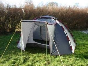 2HD-Camp Twin Tent