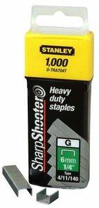 Staples 10mm type G Stanley