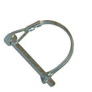 Wire lock pin 8 x 68mm