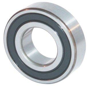 Bearing deep groove 25x52mm 62052RS