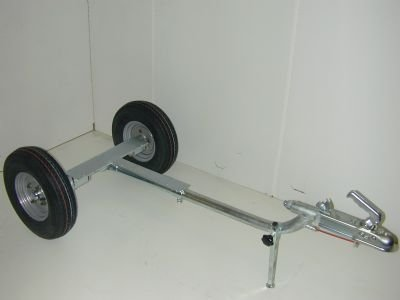 TMO75 Chassis complete set with wheels and lighting, 75 cm.
