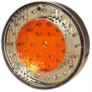 ø 100 mm Rearlight LED round