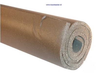 Foam sheet with perforated pvc, 12mm,