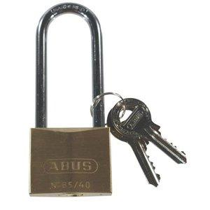 Cylinderpadlock, ball coupling lock, 40mm Abus