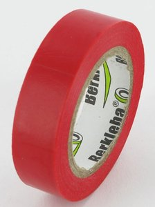 Isulation tape Red, 15mm x 10 Mtr.