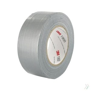 Duct-Tape Silver thin 3M 50mm x 50 Mtr.