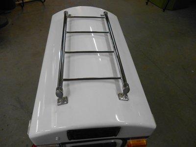 TM251-DT1 Luggagerack DeLux Chrome