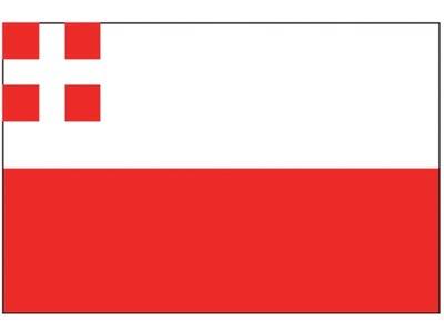 Flag province Utrecht 20x30cm / 30x45cm