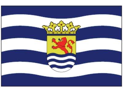 Flag province Zeeland 20x30cm / 30x45cm