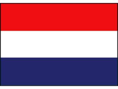 1- Dutch flag 20x30cm.