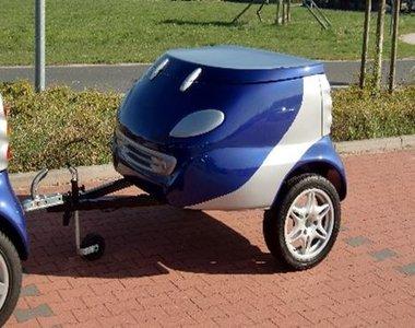 Smartly I Smart Trailer (1999-2007 model)