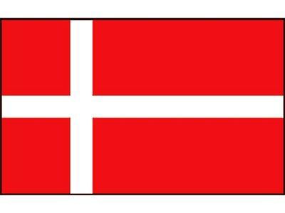 z- Denmark flag 20x30cm / 30x45cm
