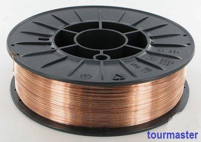 Welding MIG wire 0,8mm 5kg.