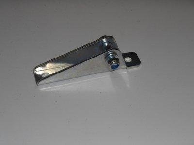 Gasspring holder, U-Profile, 6mm bolt