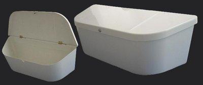 Towbar Storagebox polyester 1100x420x370mm. V-Model