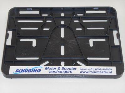 Motor plate Holder