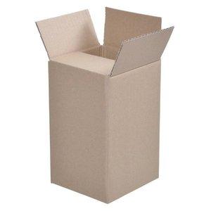 Box Folding model 110x110x180, glued