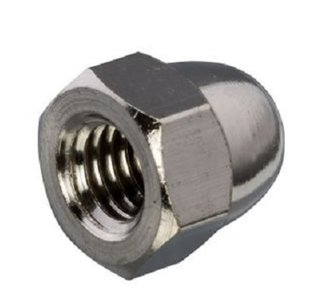 Domed cap nut M5 A2 Stainless steel