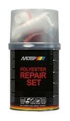 Polyester parts & repair kit, 250 gr.