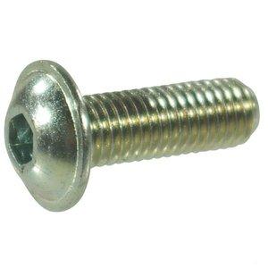 Star head bolt M10x5
