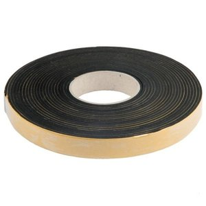 Self-adhesive sealing tape 5x25mm / 10 mtr.