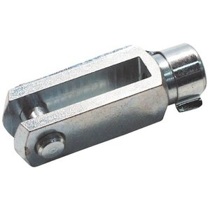 Steel yoke with clip from 5mm