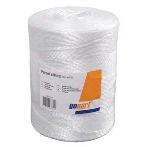Rope, Twine Polypropyleen white, 3mm