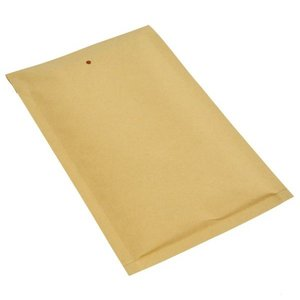 Fill air envelope brown, diff. sizes.