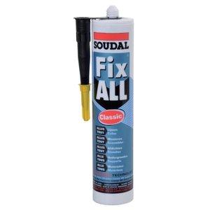 Glue Kit FIX ALL classic gray.