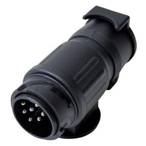 Trailer adapter plug 7 on 13 pole PVC