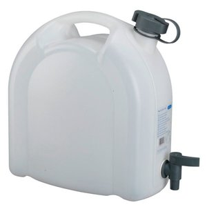 Jerrycan 10 Ltr. with crane