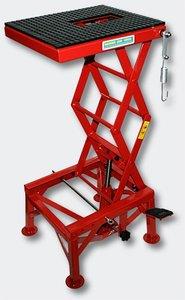 Motorcycle lift 135kg.