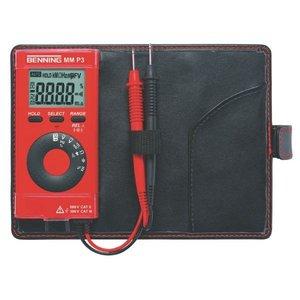 Multimeter Digital MM P3 Benning