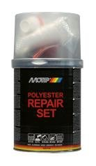 Polyester repair + harder and mat, 250gr.