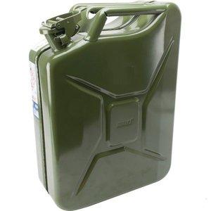 Fuel canister 10 Ltr. metal.