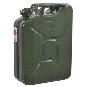 Fuel canister metal, 20 Ltr.