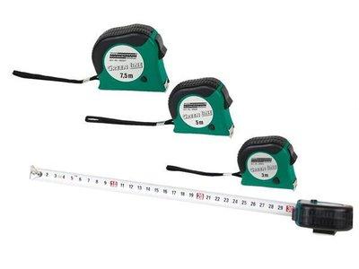 Tape measure 5 mtr, 19 mm, Mannesmann.