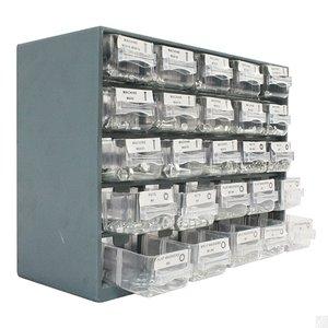 Assortment box lh nuts & bolts 1001 Pcs.